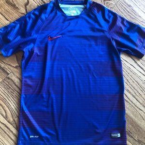 Nike soccer shirt
